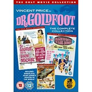 The Dr. Goldfoot Collection (With Bonus DVD) [DVD]